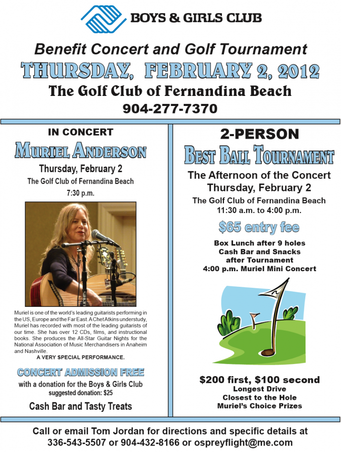 Benefit-Concert for Boys and Girls Club of Nassau County