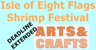 Deadline Extended for Shrimp Festival Arts and Crafts