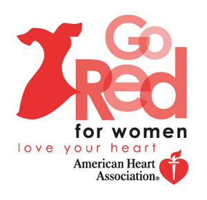 2012 National Wear Red Day for Heart Truth