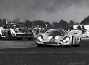 Porsche Winner to Appear at the Amelia Concours