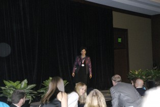 Bonnie St.John, feature speaker at 2012 Boys and Gilrls Club dinner