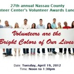 2012 Elsie Harper Volunteer of the Year Award