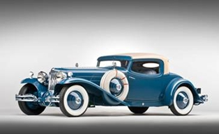 1929 Cord L-29 Hayes Coupe (photo credit: Darin Schnabel © 2011 courtesy RM Auctions)