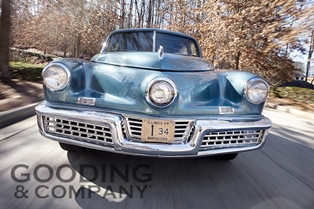 Gooding and Company Offers Collectible and Iconic Cars at Auction