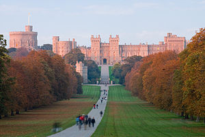 Windsor_Castle_at_Sunset