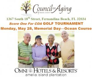 2012 COA Memorial Day Golf Tournament