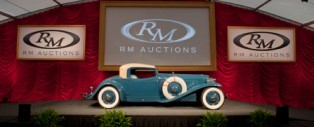 Top Producer at 2012 RM Auction on Amelia Island