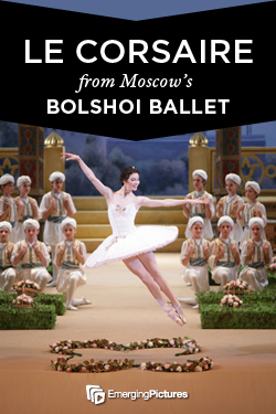 Performances of Ballet and Opera from Europe Shown at Cinema 7
