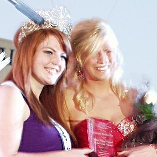 2012 Miss Shrimp Festival Rehearsals