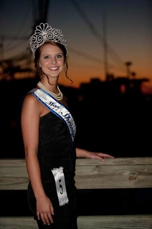 2012 Miss Shrimp Festival Scholarship Pageant