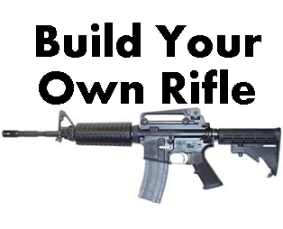 Build Your Own Rifle at Second Amendment May 12th