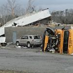 Surviving the Henryville Tornado