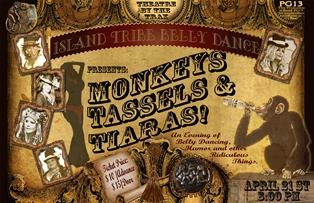 Monkeys, Tassels and Tiaras