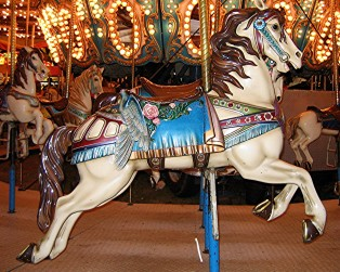 The Quantitative Easing Carousel