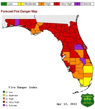 2012 Florida Wildfire Awareness Week