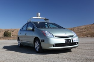 Nevada has approved public road testing for the driverless car