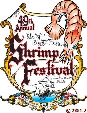 Friday at 49th Annual Isle of Eight Flags Shrimp Festival