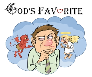 Amelia Community Theatre Presents God's Favorite