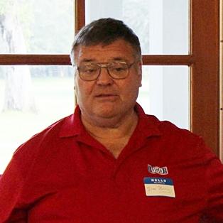 USO Director Visits Amelia Island Sunrise Rotary