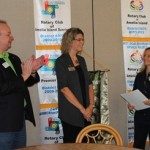 Community First Manager Inducted into Rotary Amelia Island Sunrise
