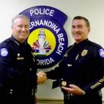 "Fernandina Police Sergeant Frank ""Mitch"" White Retires"