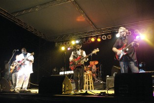 Amelia Island Bluesfest with Willie Big Eyes Smith Band