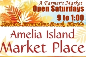 New Farmer's Market Opens in Downtown Fernandina Beach