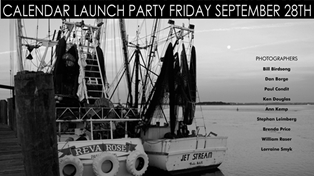 Calendar Launch Party at Amelia Island Museum