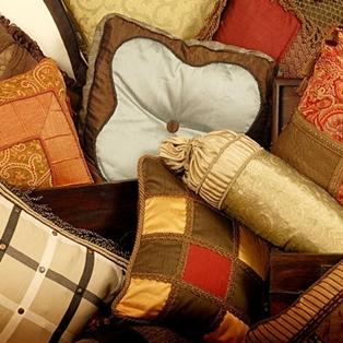 Decorative Throw Pillow Sewing Class