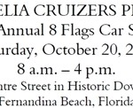 16th Annual 8 Flags Car Show in Fernandina Beach