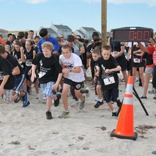5th Back to School Beach Run