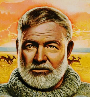 Hemingway Lecture at Amelia Museum of History