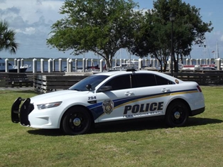 New Police Cars Unveiled