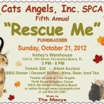 Rescue Me 2012 for Cats Angels