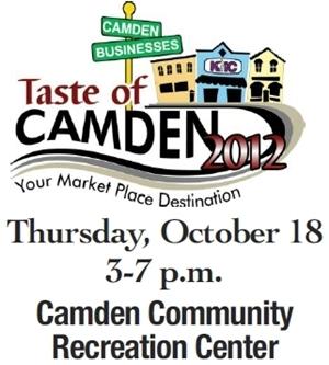 Taste of Camden is Thursday Night