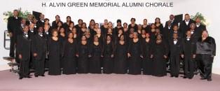 Memorial Alumni Chorale