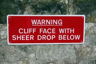 Fiscal Cliff Right Ahead of You