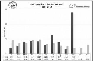 Fernandina Recycling Program a Success