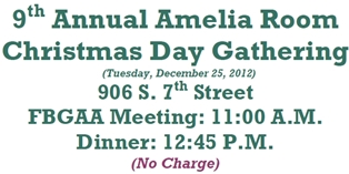 Christmas Day Gathering with AA