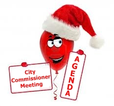 January 2, 2013 Fernandina Commissioner Agenda