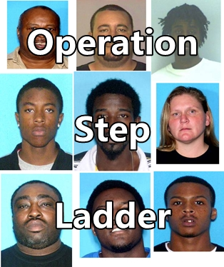 Operation Step Ladder Gets Leg up on Local Drug Dealers
