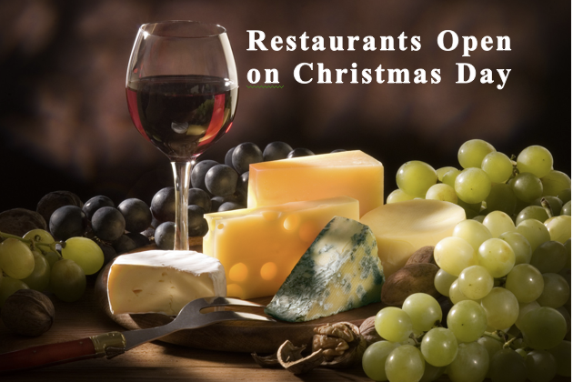 restaurants open on christmas day