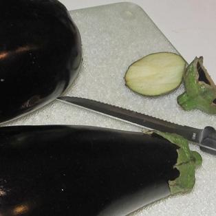 Easy Eggplant Parmasian