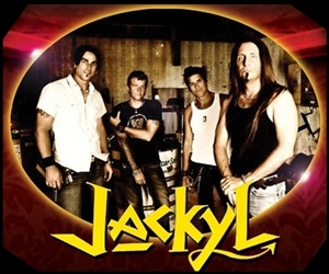 Jackyl and Blistur Concert in Jacksonville
