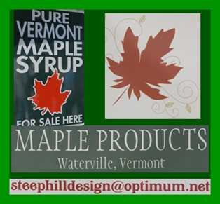 Steephill Maple Syrup at Farmers Market in Historic Fernandina