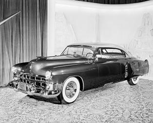 1949 Cadillac Fleetwood Coupe De Ville Prototype