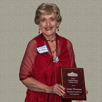 Janie Thomas, Shrimp Producers Association