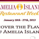 Coming Week is Annual Amelia Island Restaurant Week