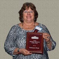 Medium Business Science First, Nancy Bell