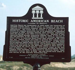 American Beach Day 2013